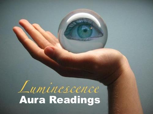 Signature Aura Reading with Liza