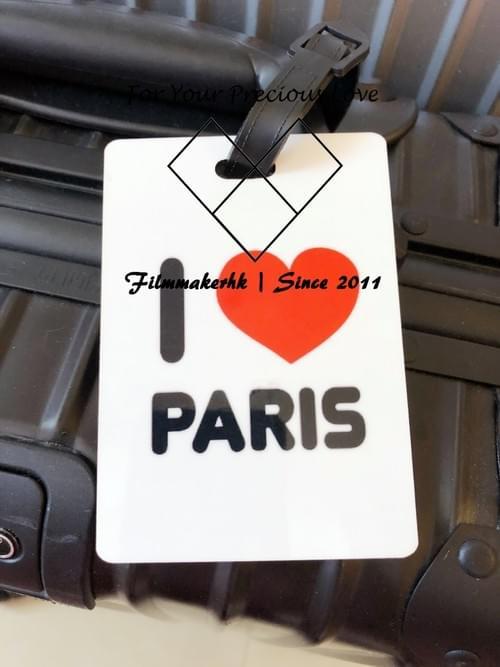 (準備推出) DIY 相片 行李牌