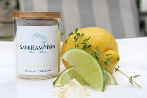 Lemon / Rosemary Salt