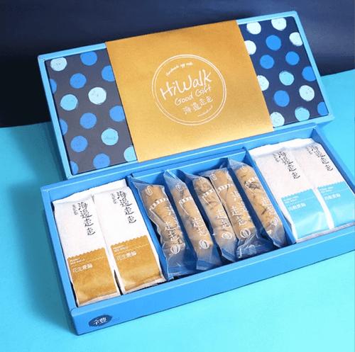 【海邊走走】Hi 綜合蛋卷禮盒 (預購)