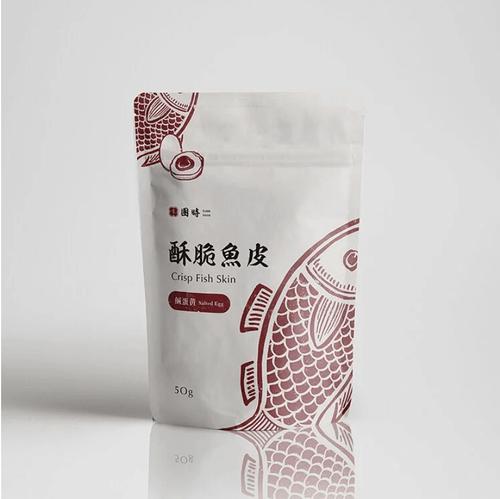 【團時】酥脆魚皮(鹹蛋黃)(新品上市)