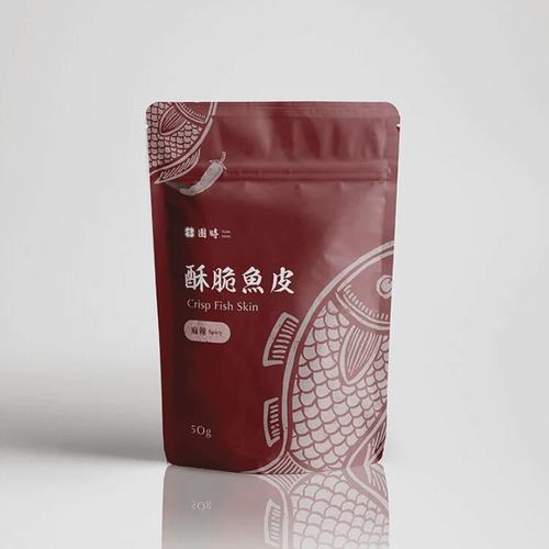【團時】酥脆魚皮(麻辣)