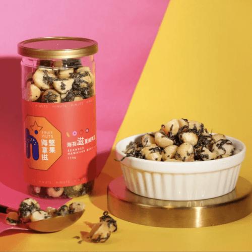 Hinuts 海苔滋夏威夷豆