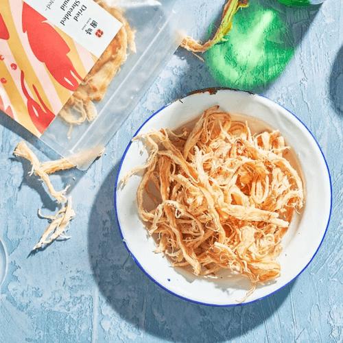 【團時】海味魷魚絲 碳烤 (新品上市)