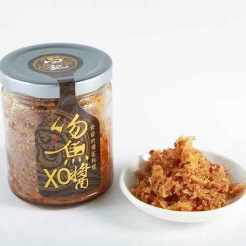 【向記爺爺】吻魚XO醬