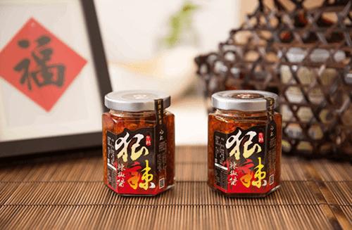 【向記爺爺】狠辣辣椒醬