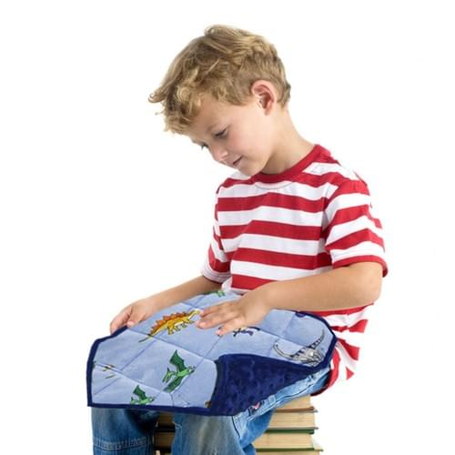"MAXTID Weighted Lap Pad for Kids, Toddler Weighted Sensory Pad 12""x18"" 2lb or 16""x22"" 5lb"