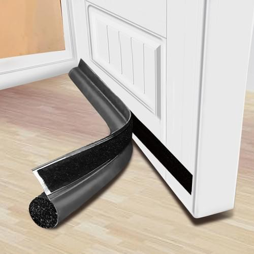 MAXTID Door Draft Stopper 36 inches Under Noise Blocker Door Silencer Sound Proof Door Gap Guar