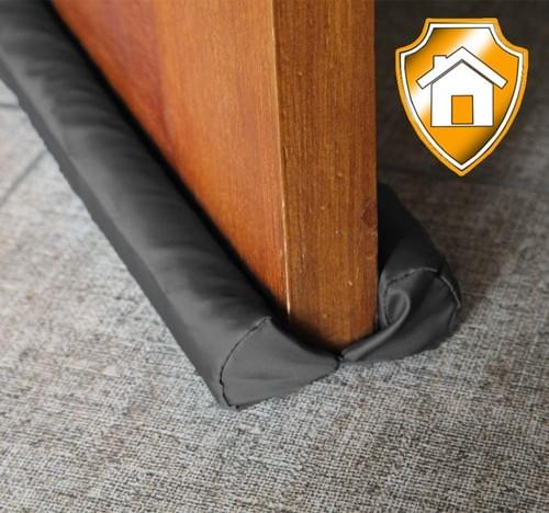 "MAXTID Under Door Draft Blocker 32-38"" Front Air Draft Stopper Reduce Cold Keep Heat in"