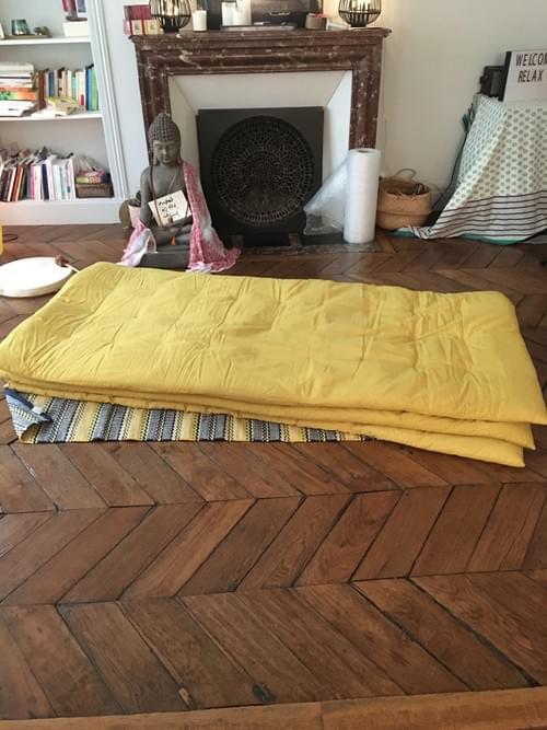 Matelas futon coton HABITAT