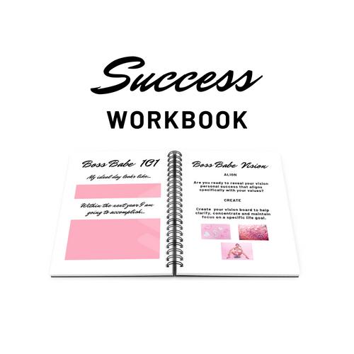 Success Plan Work Book