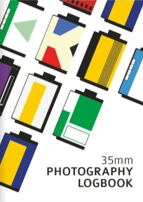 35mm film photography logbook