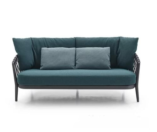 AOT LOVESEAT WITH CUSHIONS