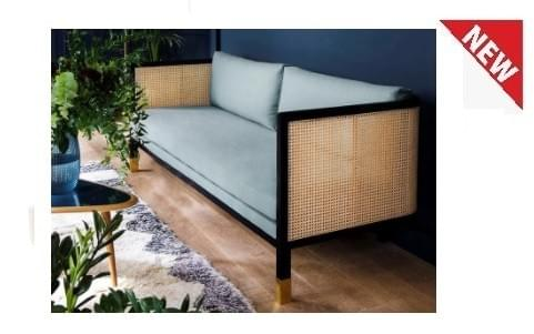 RICOZ- Rattan luxury sofa
