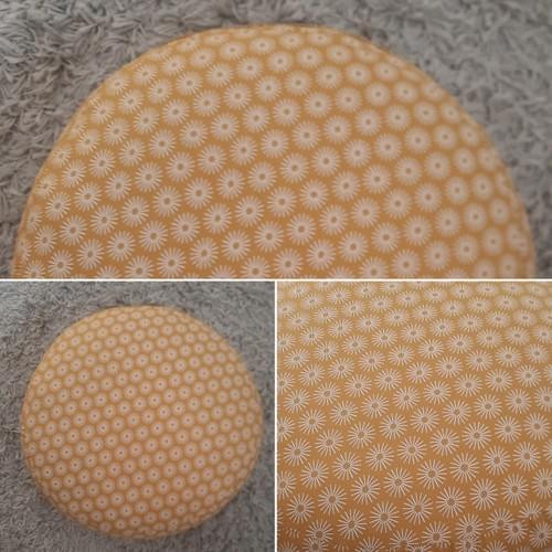 Modèle Méditation Sunflowers Mustard