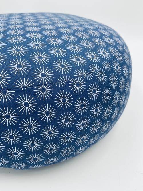 Modèle Méditation Sunflowers Blue