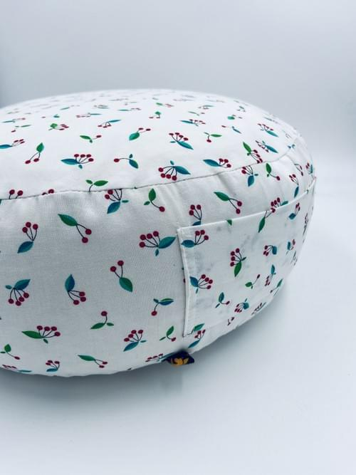 PROMO fin d'été // Modèle Collection Sissi Cherry  Tissu coton ECOTEX