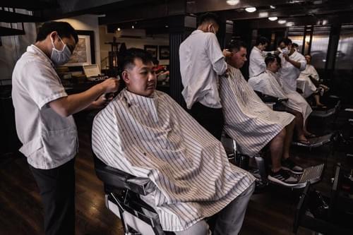 Burman Barbershop