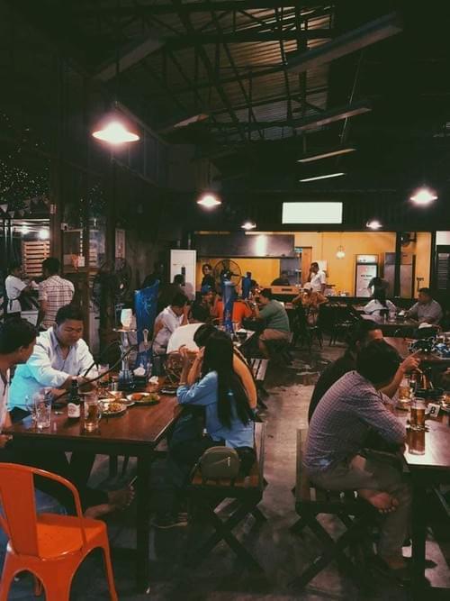 Mr. Wok Beer Garden