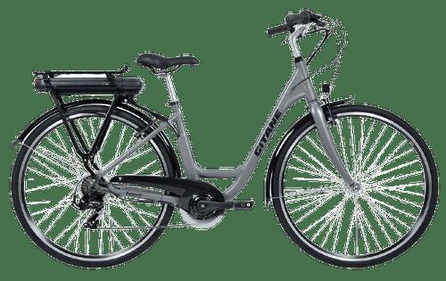 Vélo de ville Organ'e moteur arrière Balad Gitane