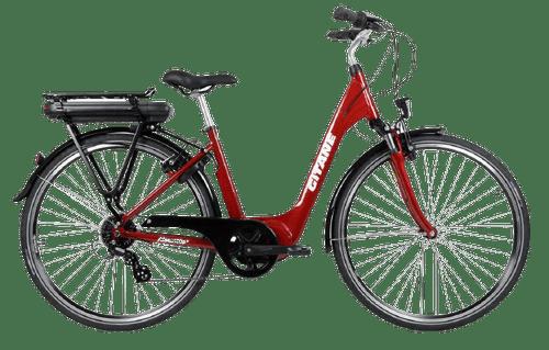 Vélo de ville Organ e-central Alouette Gitane