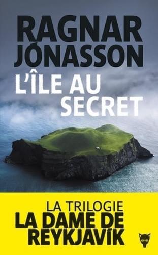 L'île au secret - Ragnar Jonasson