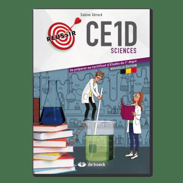 Réussir CE1D Sciences