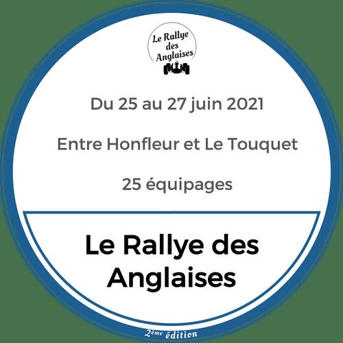 LE RALLYE DES ANGLAISES