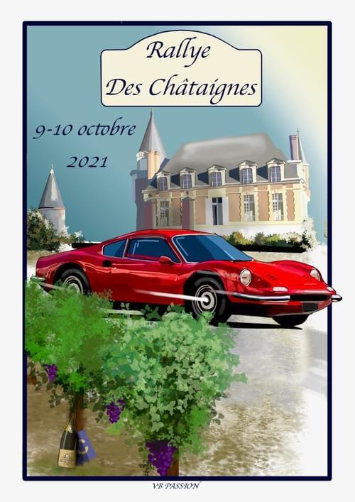 LE RALLYE DES CHATAIGNES