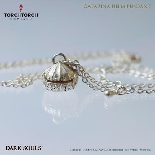 【Restock】DARK SOULS × TORCH TORCH/Catarina Helm Pendant
