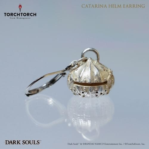 【Restock】DARK SOULS × TORCH TORCH/Catarina Helm Earring