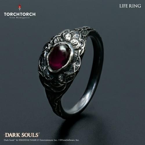 【Restock】DARK SOULS x TORCH TORCH/ Life Ring