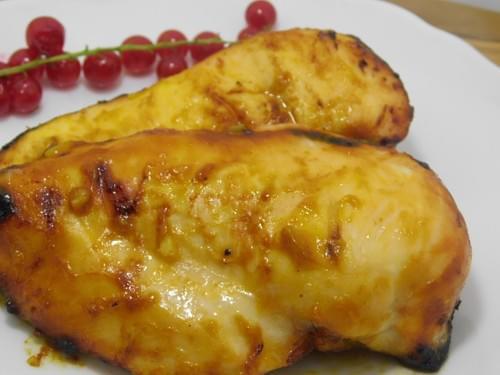 mustard chicken دجاج بالمسطردة