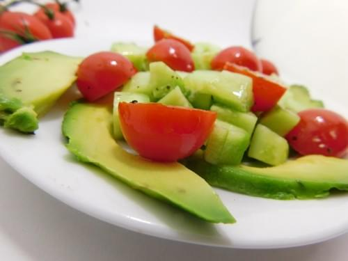 avocado salad سلطة الافوكادو
