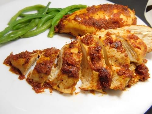 tomato chicken دجاج بالصلصة