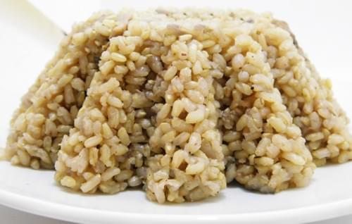 ارز بني   brown rice