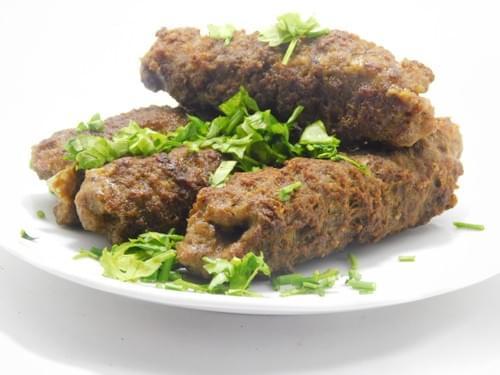kofta كفتة اللحم