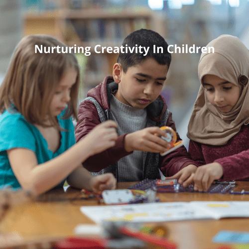 How to Nurture Creativity in Children: Self Paced Online Program