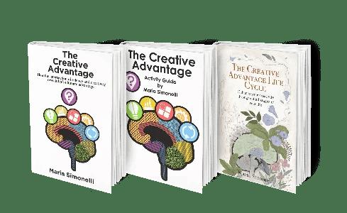 The Creative Advantage Book Series