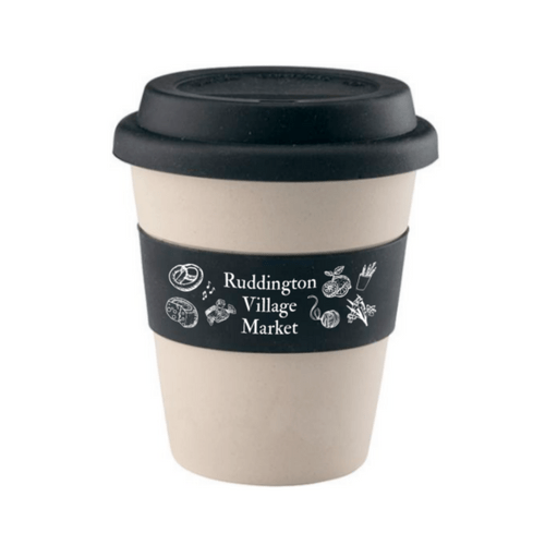 Ruddington Village Market Eco Bamboo Mug-to-Go