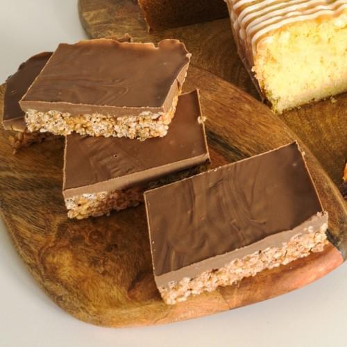 Mars Bar Crispy Cake