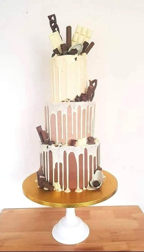 All the chocolate!