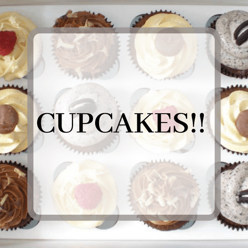 Mixed Box Cupcakes