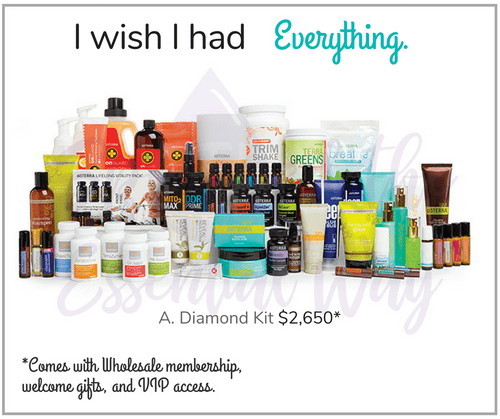 I wish I had Everything