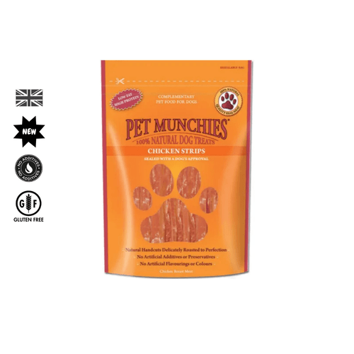 Pet Munchies Chicken & Cheese