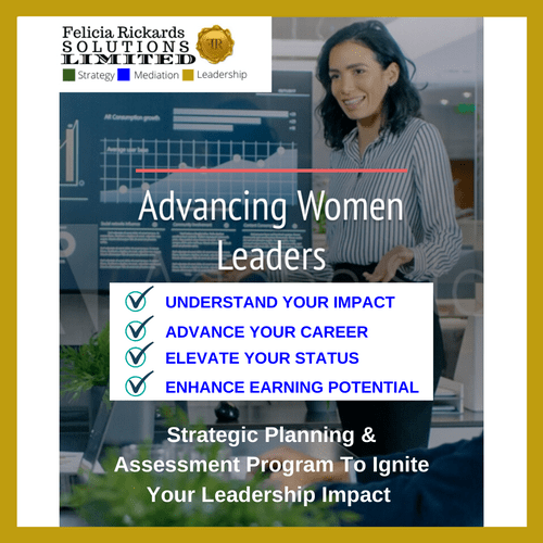 Advancing Women Leaders - 4 week online progamme -Schedule available on request