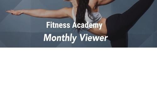 Fitness Academy Monthly Viewer Plan