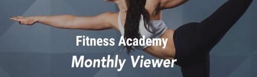 【月額購入】Fitness Academy Monthly Viewer Plan