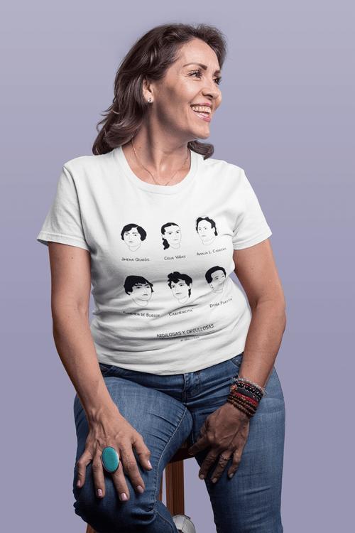 Camiseta 'Ardilosas y orgullosas'