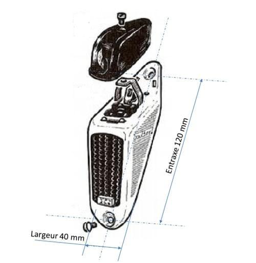 """Combiné CATALUX 6 au chat """"neuf"""" (N°14)"""